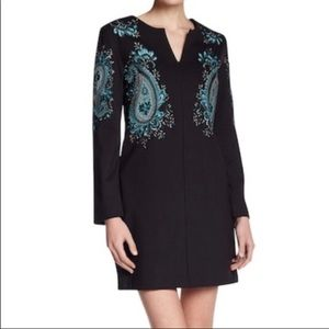 Juicy Couture Black Label | Paisley Embroidered